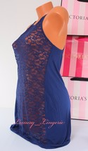~VICTORIA'S SECRET~ VS Lingerie Lace Modal Babydoll Unlined ~M Medium~ N... - $25.31