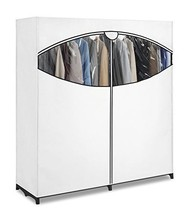 Wide Portable Clothes Closet- Systems Clothing ... - $34.07