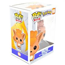 Funko Pop! Games Pokemon Vulpix #580 Vinyl Action Figure image 5