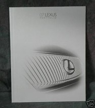 2007 Lexus Portfolio - $5.00