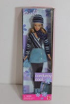 Mattel Barbie Corduroy Cool Fashion Doll NEW IN PACKAGE  free US shipping - $21.95