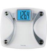 Taylor Precision Products 75684192 Butterfly Glass Digital Scale - $48.53