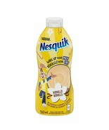 Nestle NESQUIK Vanilla Syrup 510ml FROM CANADA FRESH & DELICIOUS! - $18.56