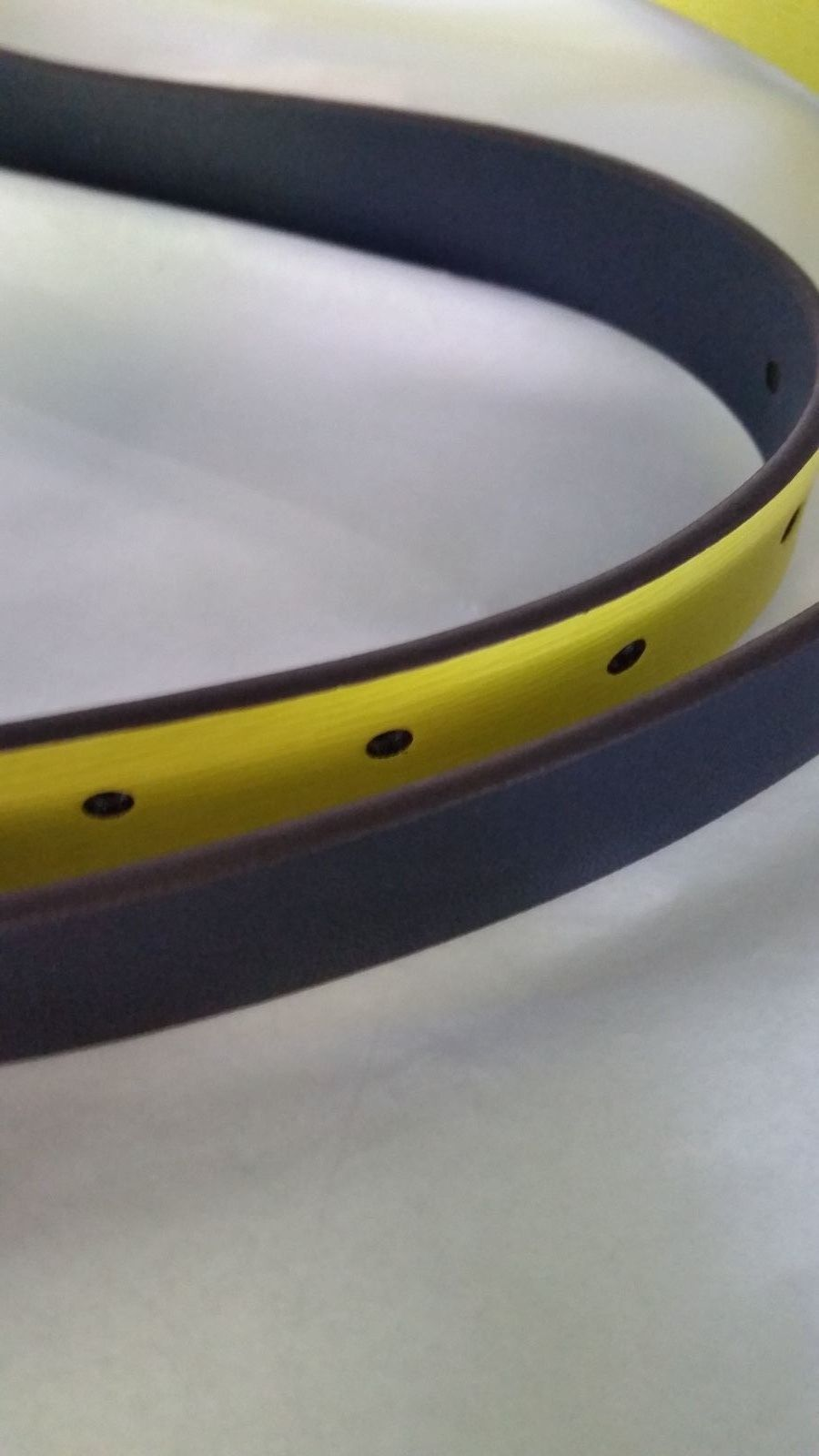 Lauren Ralph Lauren Newbury Reversible Leather Belt