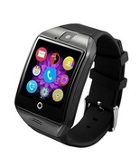 Aipker Smart Watch Android Phone Watch with Curved Touch Screen SIM TF S... - $37.60