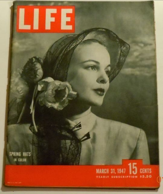 Life - Mar 1947 - US Moscow Talks, Earth from the Air, NY Skyline, IL Politics