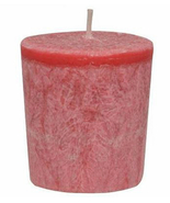 Aloha Bay Patchouli Scented Votive Candle 2oz, Case of 12 candles lt red - $26.99