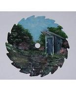 Order 4 Collectible Mini Spring Round Painted S... - $18.75