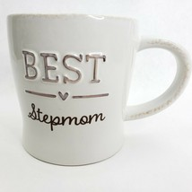Hallmark Coffee Mug Gift Mom Mother's Day Cup BEST STEPMOM - $12.95