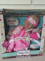 Goldberger Baby's First Unbelievably Soft Doll - $28.71