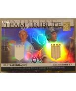 03 Topps Trib. W.S. Tm Trib Rlcs#SB B.SABERHAGN/G.BRETT - $25.13