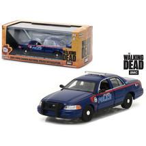 2001 Ford Crown Victoria Atlanta Police Interceptor The Walking Dead (20... - $28.71