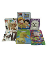Touch & Feel Board Books for Babies Set of 6 Pre-owned -Sk/B - $19.99