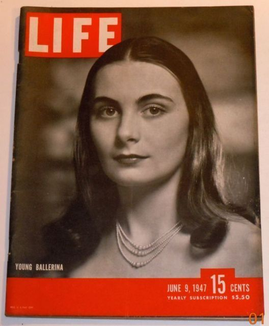 Life - Jun 1947 - NASCAR Race, US Airlines, Mexican War, Cattle, Marlene Bauer