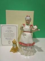 Lenox Mrs Claus Welcome - MIB - $49.00