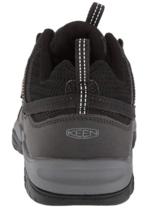 Keen Saltzman Size 9 M (D) EU 42 Men's Waterproof Trail Hiking Shoes Black/Raven image 4