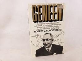 Geneen: The Biography of Harold Geneen by Robert Schoenberg - $5.83