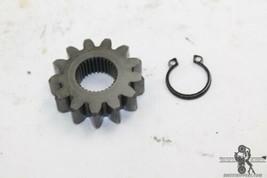 01-03 SUZUKI GSXR600 Engine Starter Gears Clutch - $9.80