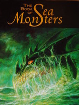 The Book of Sea Monsters (1998, Hardback) - $29.00