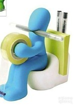 Kito Design - 'The Butt' Office Supply Station Desk Accessory Holder, Green - €7,87 EUR