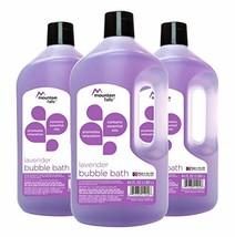 Mountain Falls Bubble Bath with Essential Oils, Lavender, 64 Fluid Ounce... - $21.55