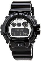 G-Shock Metallic 6900 Watch - Black [Watch] Casio - $250.06