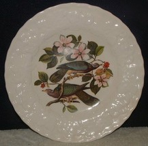 Vtg Alfred Meakin England National Audubon Society Plate #367 Band-Taile... - $9.89