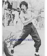 BRUCE LEE SIGNED AUTOGRAPH 8X10 RP PHOTO GREEN HORNET ENTER THE DRAGON - $15.69