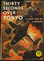 THIRTY SECONDS OVER TOKYO-AMERICAN LIBRARY #1-RARE-1943 FN/VF - $345.56