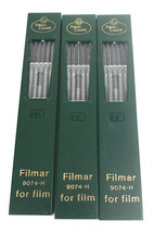 NOS 3 Packs (12 per pac) Faber Castell Filmar drawing / drafting leads 9... - $14.80