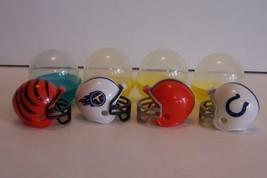 NFL Football Mini-Helmet Lot #6 AFC Central - $9.89