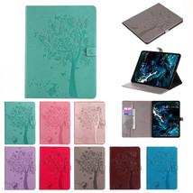 K22) Leather wallet FLIP MAGNETIC BACK cover Case for Apple iPad models - $106.32