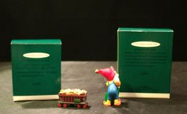 Hallmark Handcrafted Ornaments AA-191774B Collectible ( 2 pieces ) image 7