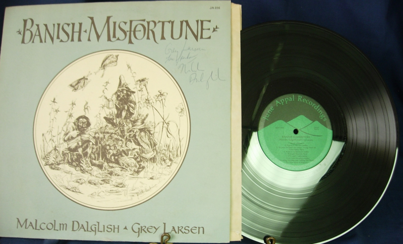 Malcolm Dalglish & Grey Larsen - BANISH MISFORTUNE - June Appal JA 016