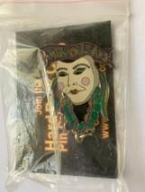 Hard Rock Cafe Pin New Orleans Mardi Gras Mask Dangle Logo Collectible HRC - $20.45