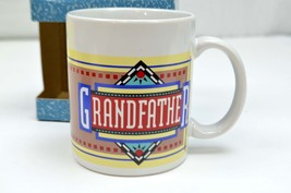 Hallmark Southwest Styled Grandfather Coffee Mug - New in Box - $6.74