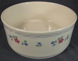 Pfaltzgraff Bonnie Brae 2.5 Quart Round Baker Stoneware No Lid Casserole - $17.95