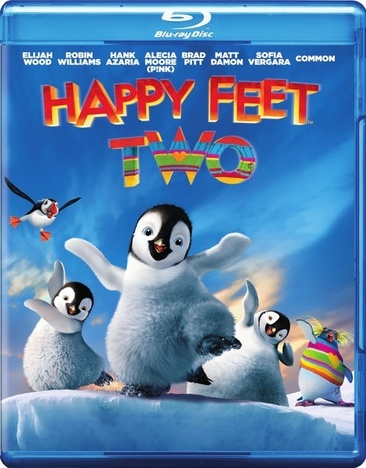 Happy Feet 2 (Blu-Ray/Re-Pkgd)