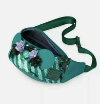 Minnie Mouse Main Attraction Haunted Mansion Hip Fanny Pack Loungefly In... - $59.39