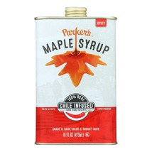 Parker's Real Maple - Maple Syrup Dark Spicy - Case Of 6 - 16 Fz - $89.96