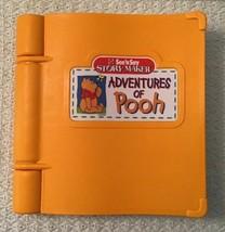 See 'n Say Story Maker ADVENTURES OF POOH - Mattel 1991, ViNTAGE - $26.60