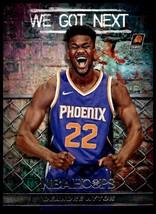 2018-19 Panini Hoops We Got Next #1 Deandre Ayton NM-MT Phoenix Suns - $7.99