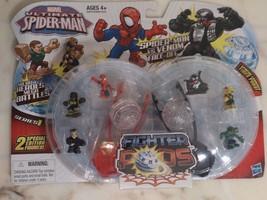 Marvel Ultimate Spider-Man Fighter Pods SPIDER-MAN VS. VENOM Series 1 New - $12.99
