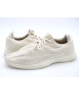 Allbirds Womens 8 Beige Wool Runners Lace Up Low Top Athletic Sneaker Shoes  - $39.99