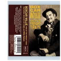 King of the Freight Train by Boxcar Willie (Cassette, Nov-1994, Universal) - $4.94