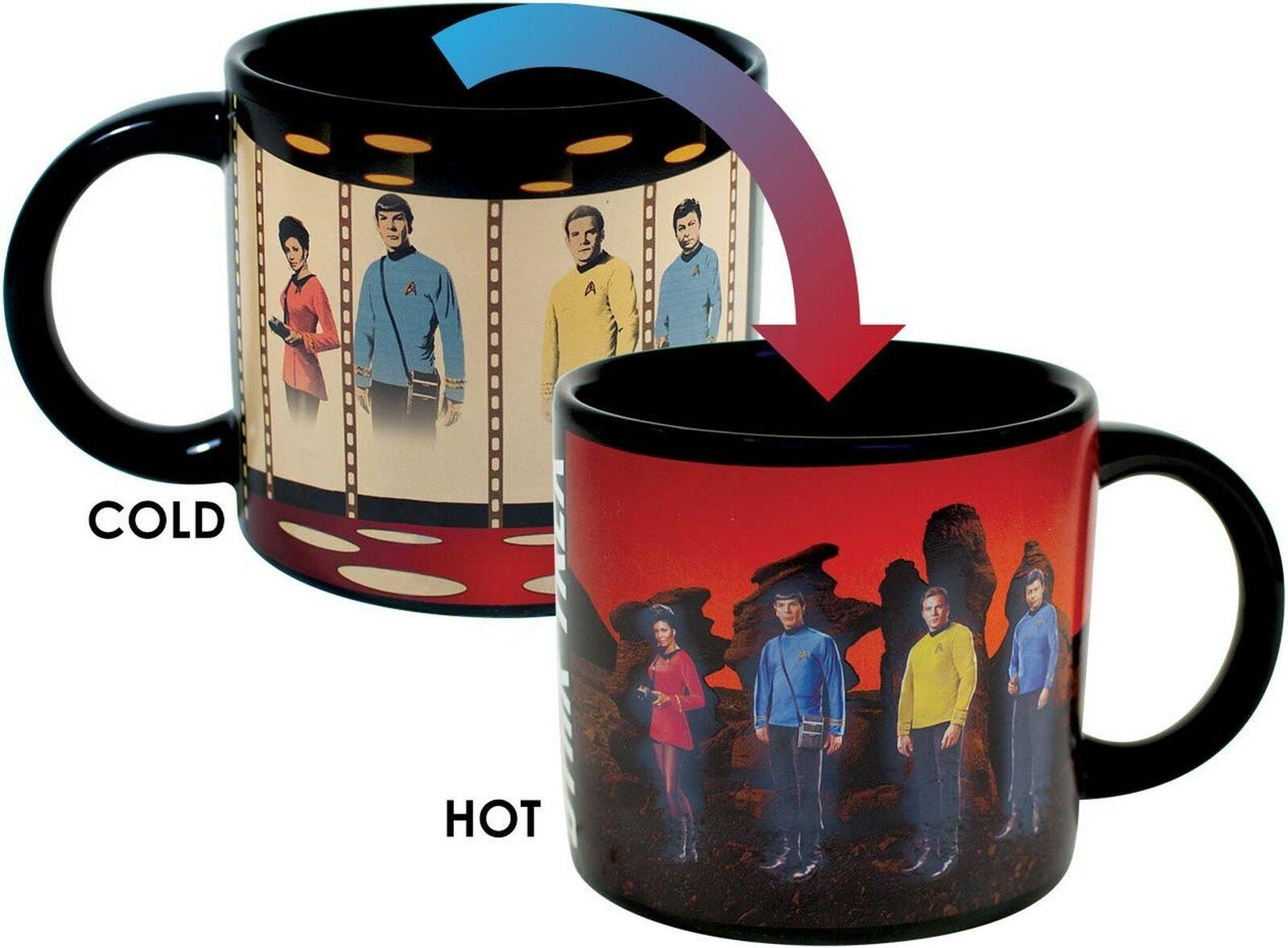 Star trek mug hot cold 1
