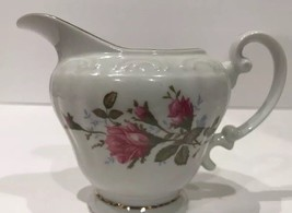 Vintage Collectible Royal Rose Fine China of Japan Creamer - $15.83