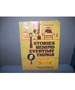 Readers Digest Stories Behind Everyday Things book - $8.00