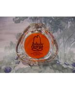 Arbys Restaurant Ashtray Vintage Souvenir Collector Collectible Advertis... - $9.95