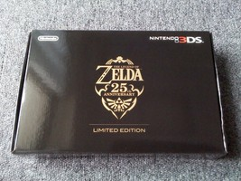 Nintendo 3DS Console Zelda 25th Anniversary Edition Rare From Japan New - $366.29